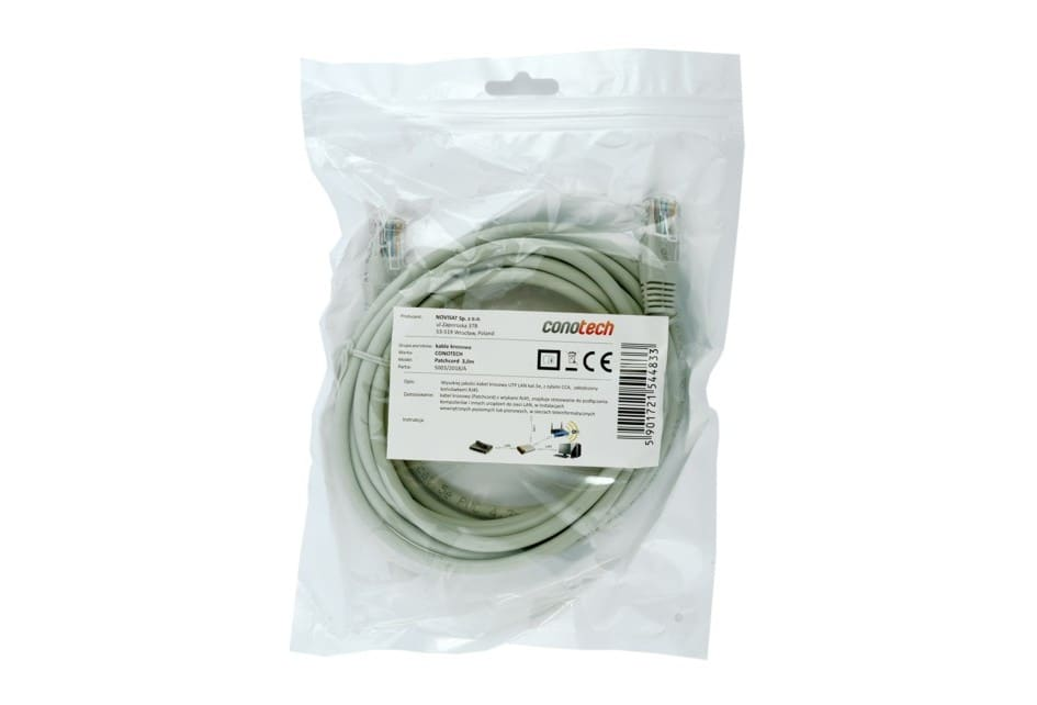 CONOTECH PATCH CORD 3m
